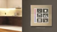 Beim neuen Glas-Tastensenso setzt die Issendorff KG auf ein elegantes Design.