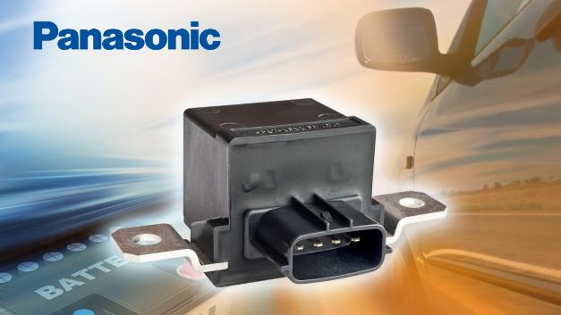 Für einen Dauerstrom von 150 A hat Panasonic das bistabile Relais CN-L konzipiert.