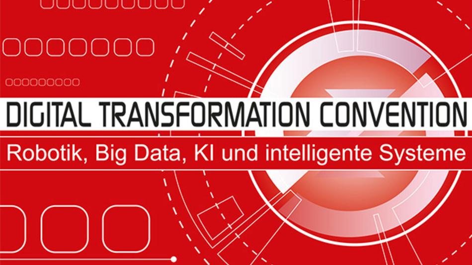 Alle Infos zur digitalen Transformation gibt es bei der Digital Transformation Convention am 24. und 25. Oktober in München.