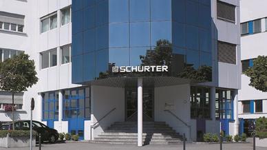 Hauptsitz von Schurter in Luzern