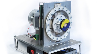 Der Planetenmotor, entwickelt an der TU Wien, bietet Motor und Getriebe in einem.