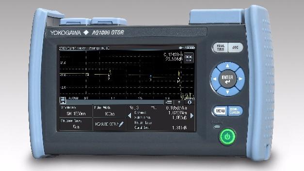 Neues Optical Time Domain Reflectometer von Yokogawa