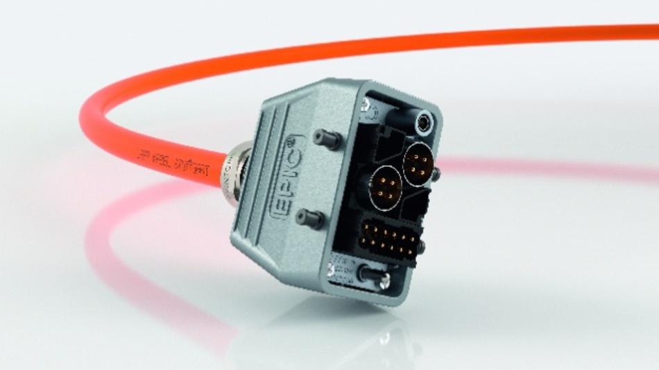 Rechtecksteckverbinder-System Epic MH