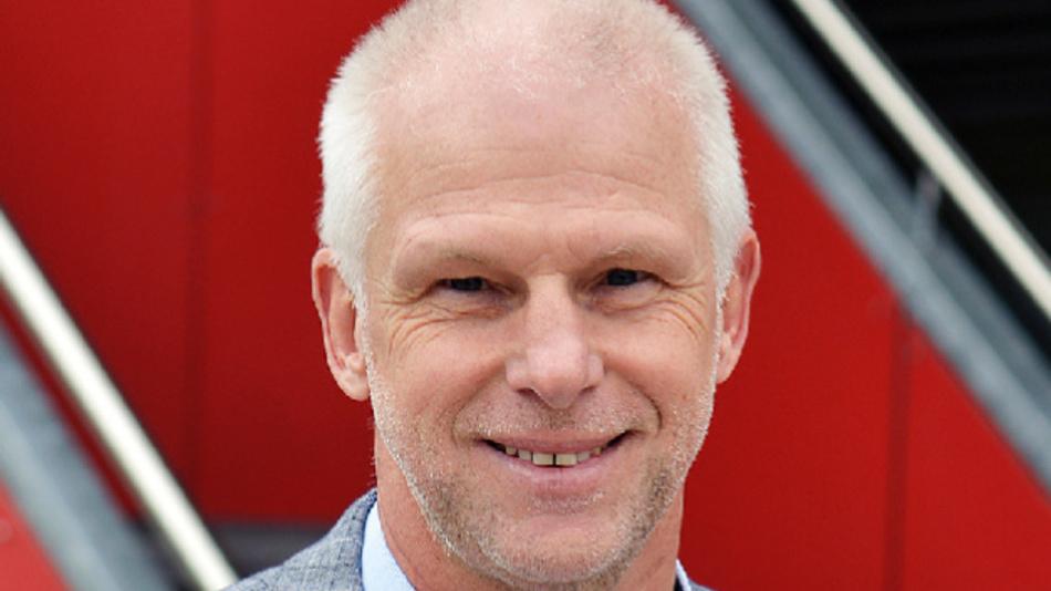 Hermann Püthe, Geschäftsführer der Inpotron Schaltnetzteile GmbH