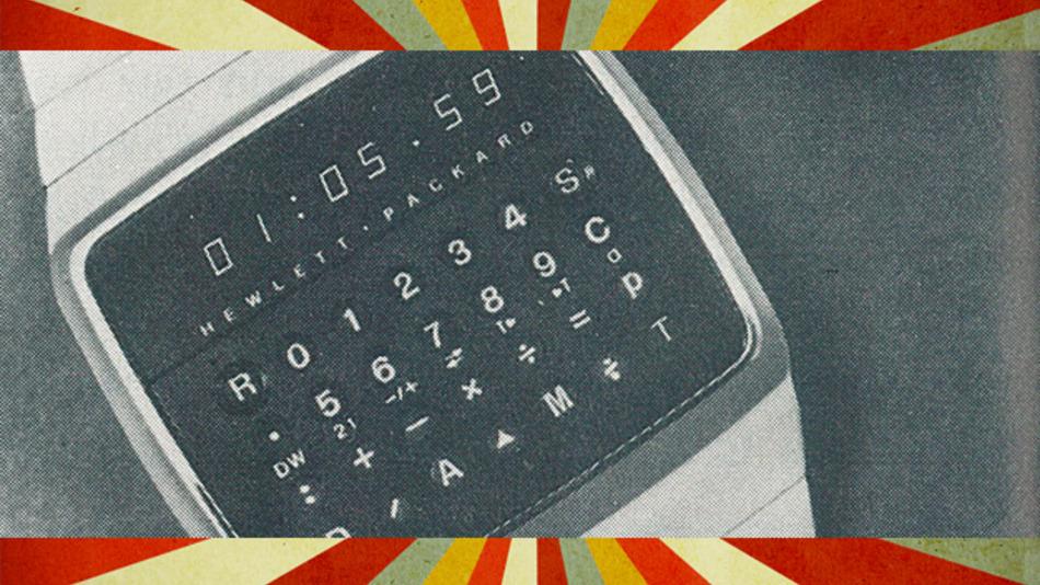 Unter anderem war die HP-01 mit einem 200-jährigen Kalender vorprogrammiert.