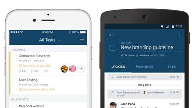 Taskworld Projektmanagement-App