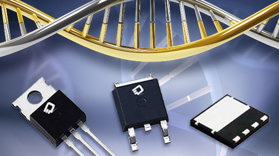 Über 50 MOSFETs gehören zur Produktlinie +FET.