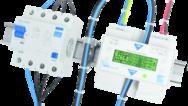 Der »Leakcomp HP« ermittelt betriebsbedingte Ableitströme und kompensiert sie. Ableit- und Fehlerströme werden dabei differenziert.