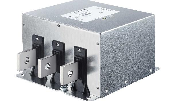 Kompakte AC- und DC-Hochstromfilter