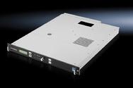 Für den Einsatz in geschlossenen Serverschränken gibt es Brandschutzlösungen als 19-Zoll-Einschub.