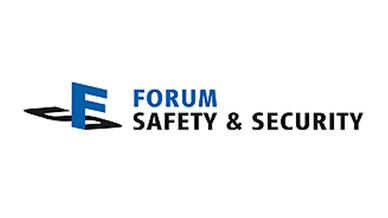 Logo zum Forum Safety & Security
