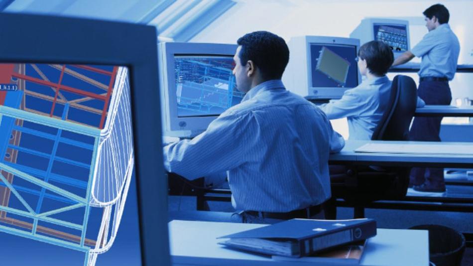 Laut Ferchau finden heute 90 Prozent aller Engineering-Dienstleistungen am Rechner statt.