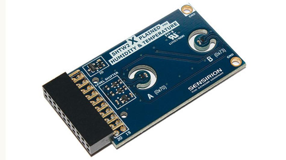 Bild 2. Mit den Klima-Sensoren von Sensirion lässt sich beispielsweise bestimmen, ob ein Kopfhörer gerade aufgesetzt ist oder nicht.
