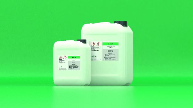 Bild 1. Für die Flussmittel EO-B-001, EO-B-002 und EO-B-07 hat die Emil Otto GmbH die Produktvarianten A, B und C entwickelt, die je nach Spezifikation einen Feststoffanteil von 1 bis 4Prozent aufweisen.