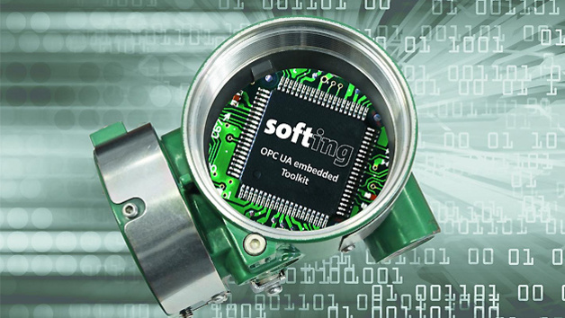 45_OPC UA Embedded Toolkit von Softing