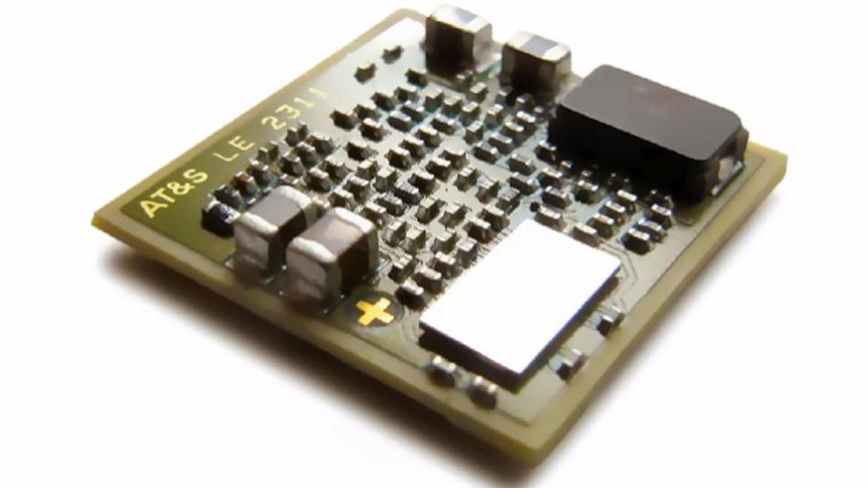 Mit der ECP-Technologie lassen sich u.a. Multilevel-Leistungswandler auf GaN-Basis realisieren