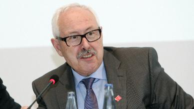 ZVEI-Präsident Michael Ziesemer