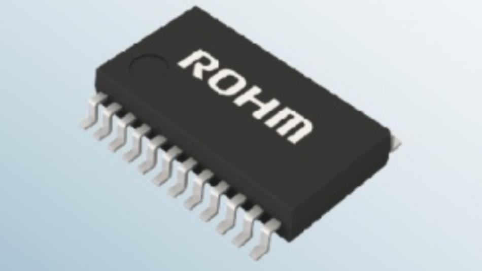 Neuer Sound-Prozessor BD34602FS-M.