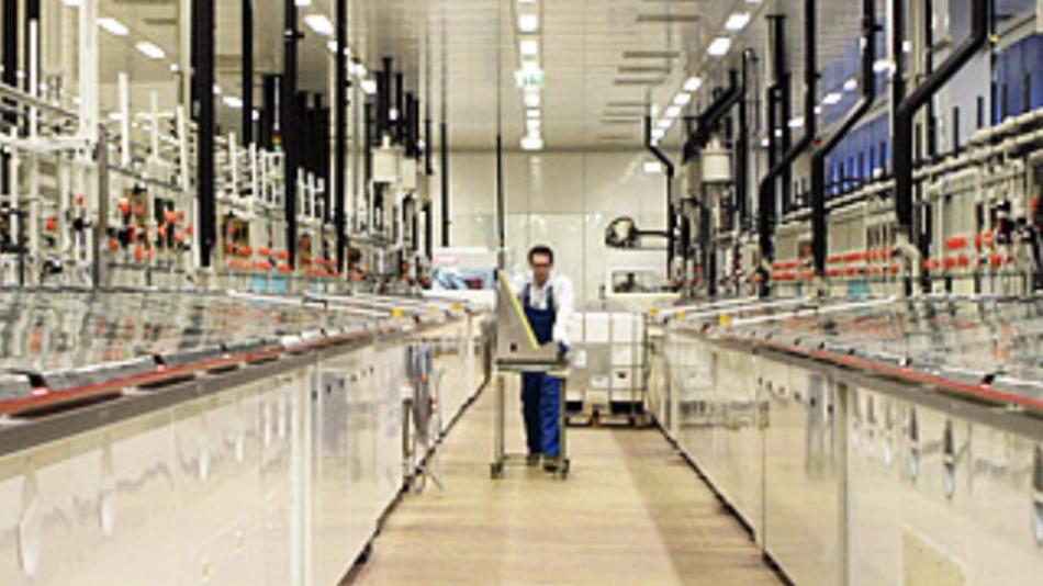Schweizer Electronic in Schramberg