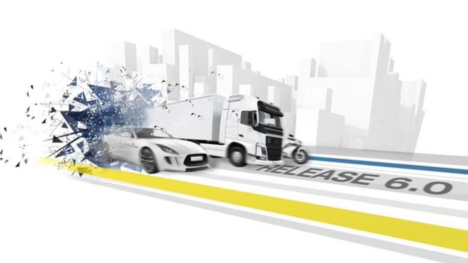 IPG Automotive hat das neue Release 6.0 seiner Simulationslösungen CarMaker, TruckMaker und MotorcycleMaker vorgestellt.