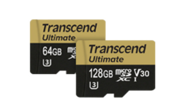 Temperaturen von -25 bis +85 °C halten Transcends robuste µSD-Karten »Ultimate UHS-I U3M Video Speed Class 30« stand.