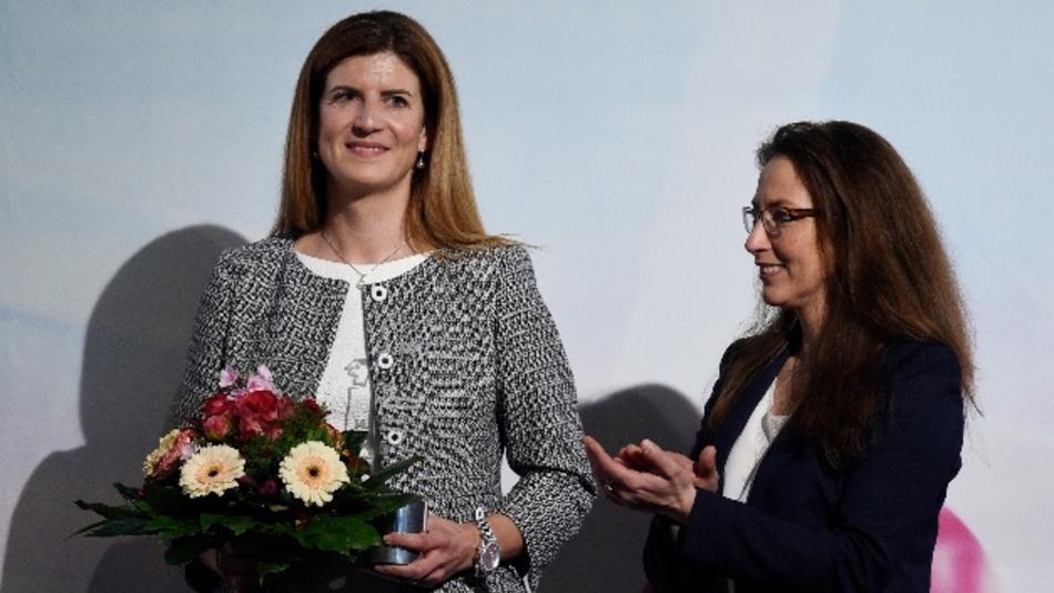 María Belén Aranda Colás ist Engineer Powerwoman 2017.