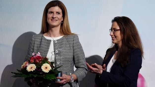 María Belén Aranda Colás von Robert Bosch ist Engineer Powerwoman 2017.