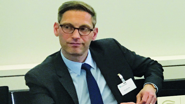 Prof. Dr. Boris Otto, Fraunhofer ISST: »Wir können uns vorstellen, dass über den IDS eine Art Marktplatz für Daten entsteht, in dem Unternehmen mit Daten handeln.«