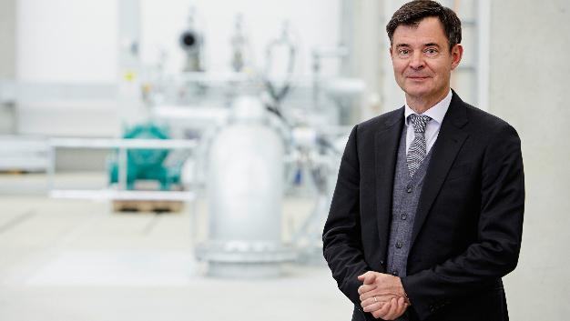Dr. Markus Beukenberg, WILO: »Die Digitalisierung erlaubt es uns, in Dortmund Potenziale in der Größenordnung von 15 bis 30 Prozent zu heben. Das wäre weit mehr als über die Reduzierung der Lohnkosten zu erwarten wäre.«
