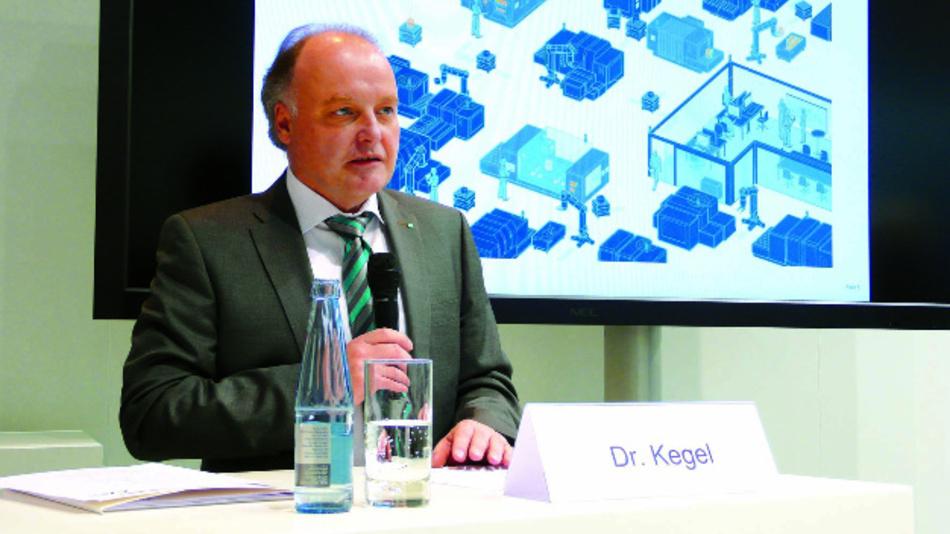 Dr. Gunther Kegel, Pepperl+Fuchs: »Die deutsche Industrie steht im Wettbewerb gut da, allein darauf kommt es an.«