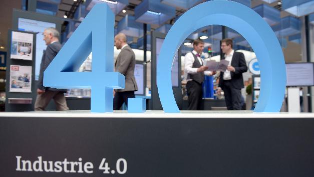 Das Thema Industrie 4.0 war in Form der »Digitalisierung der Produktion« auf der Hannover Messe 2017 allgegenwärtig.