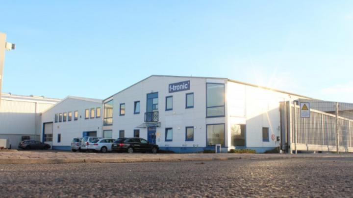 Der F-tronic Firmensitz in Saarbrücken.