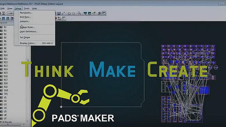 Neue Releases von PADS Maker und PADS MakerPro