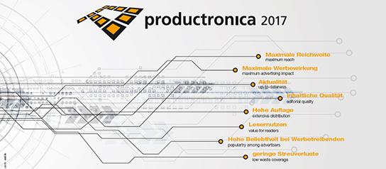 Die offizielle Tageszeitung zur productronica 2017
