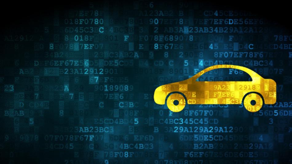 Programmierung des Fahrzeug-Betriebssystems für zukünftige Anwendungen.