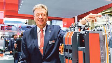 Claus Wieder von SEW-Eurodrive