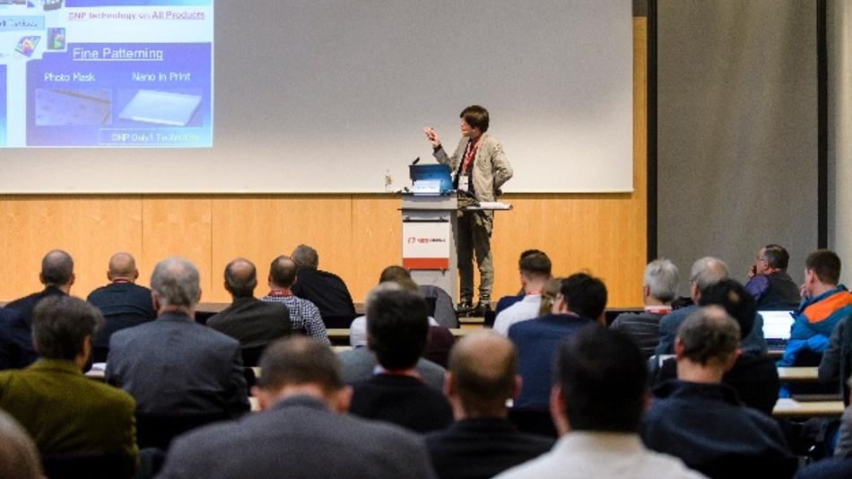 Immer gut besucht: die embedded world Conference.