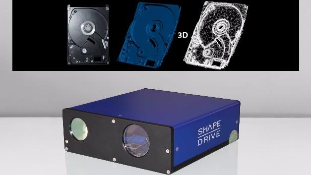 Wenglor ergänzt sein Portfolio um die 3D-Koordinatenmesstechnik von ShapeDrive