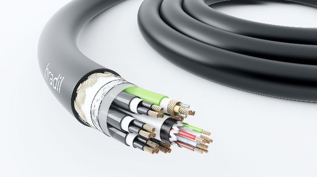 CAN-Bus High Endurance Hybrid Kabel