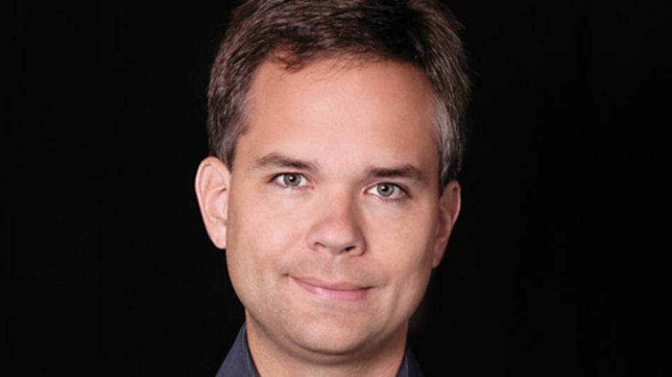 Greg Schmergel, CEO von Nantero, freut sich über das Investment von Dell Technologies Capital