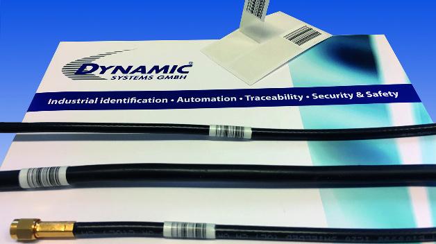Dank einer eindeutigen Kabel-ID ist bei den Kabelmarkierern von Dynamic Systems die eindeutige Zuordnung gewährleistet.