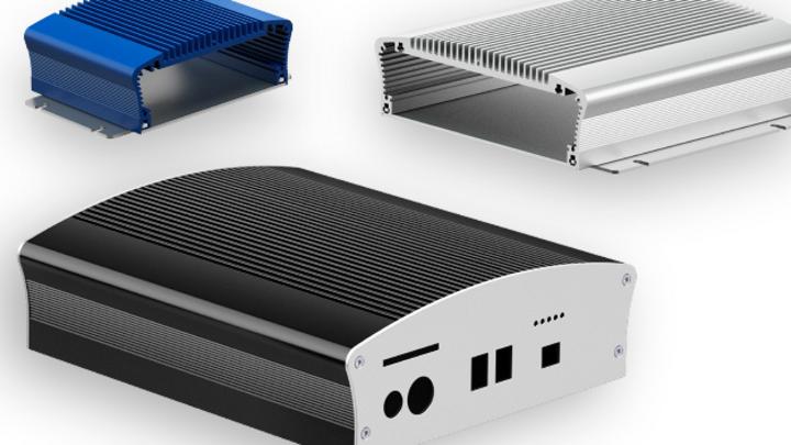 Embedded-PC-Gehäuse