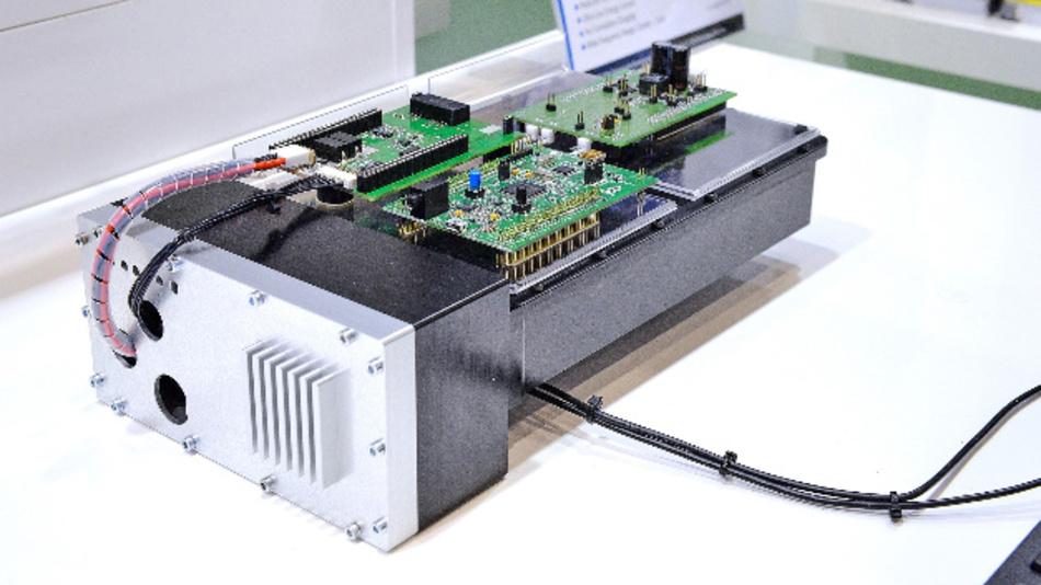 Impedanzspektroskopie für Li-Io Batterien