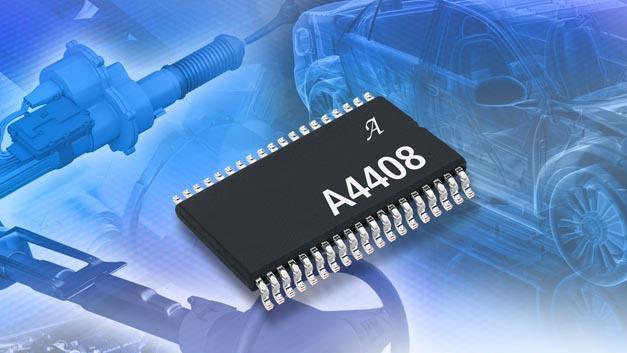 Das Power-Management-IC A4408 von Allegro MicroSystems eignet sich für zum Beispiel für den Einsatz in ADAS.