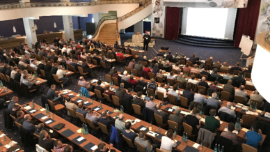 Über 440 Teilnehmer besuchten das Homematic User-Treffen in Kassel.