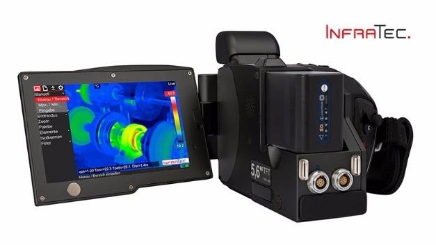Drei neue High-Definition-IR-Kameras von Infratec