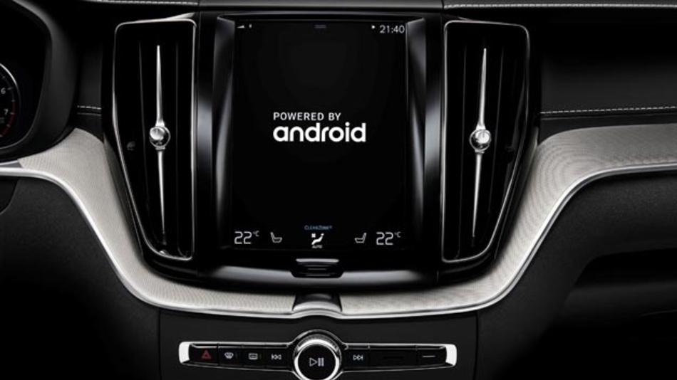 Google und der schwedische Premium-Hersteller wollen die Kommunikation zwischen Fahrer und Fahrzeug revolutionieren mit einem reichhaltigen Angebot aus Android-Apps und Google-Diensten