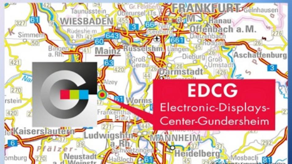 Zum Leistungsportfolio des EDCG zählen auch das Obsoleszenz-Management und lichttechnische Mess- und Qualifizierungsdienstleistungen.