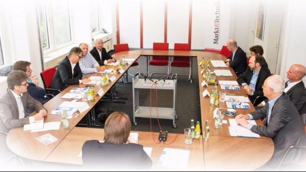 """Die Expertenrunde des Markt&Technik-Forums """"Industriecomputer & Embedded Systeme""""."""