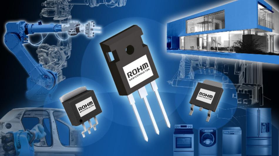 Die dritte Generation um fasst zwei 650-V-IGBT-Serien und zwei verschiedene Gehäusetypen.